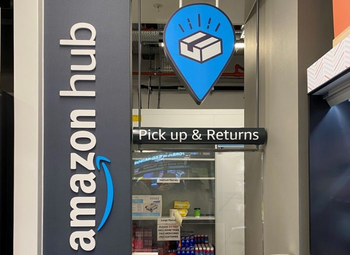 Amazon Fresh cashierless new store
