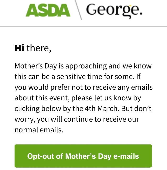 Mother's Day covid-19 pandemic lockdown online shopping