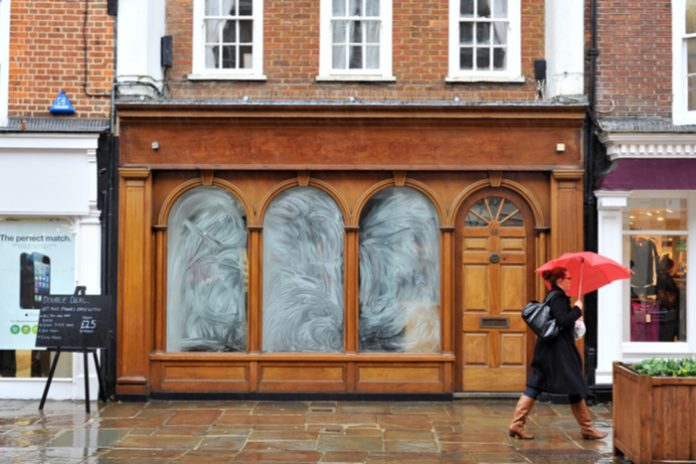 Covid-19 pandemic drives record number of stores shutting down in 2020