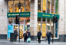 Evans Cycles Mike Ashley Frasers Group Sports Direct