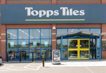 Topps Tiles Rob Parker trading update