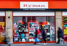 Stationery and office supplies retailer Ryman hires former Staples executive Peter Birks as the company's new chief executive.