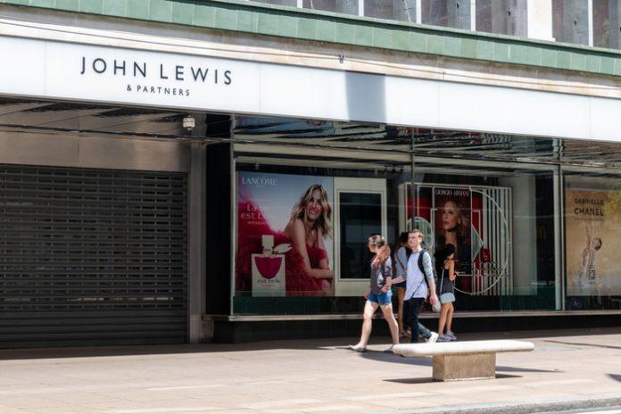 John Lewis Partnership Marks & Spencer M&S Debenhams