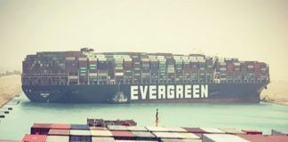 Blocked Suez Canal could put squeeze on retail supply chain