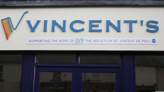 St Vincent de Paul launches click-and-collect for its NI shops