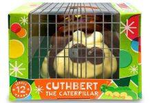 Aldi M&S Marks & Spencer Cuthbert the Caterpillar Colin the Caterpillar