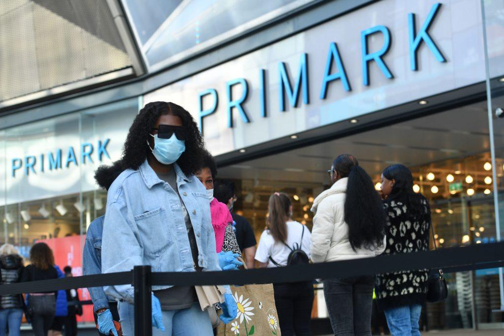 Primark profits plunge 90% as AB Foods repays £121m furlough cash