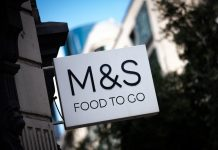 Marks & Spencer M&S Stuart Machin