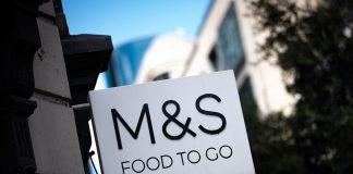 Marks & Spencer M&S Stuart Machin