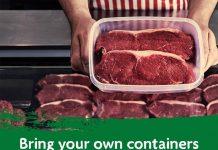 Morrisons recycle reuse plastic waste