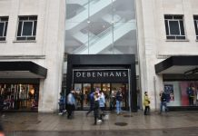 Debenhams reveals 52 store closure dates as part of liquidation