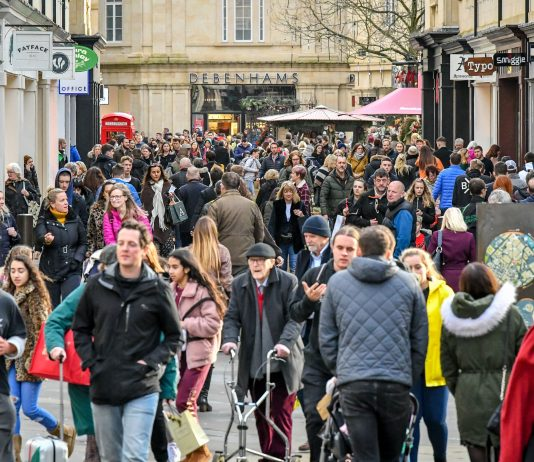 North East shoppers leading the UK's retail recovery