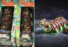 M&S Marks & Spencer Aldi Colin the Caterpillar lawsuit