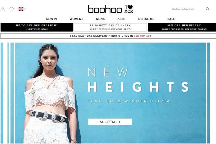 Boohoo signs lease to open 4th warehouse
