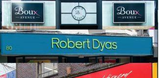 Ryman Theo Paphitis Rishi Sunak business rates