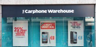 Carphone Warehouse closes all Irish stores