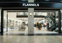 Flannels Frasers Group expansion flagship elevation