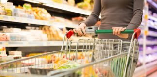 Grocery sales rises 5.7% despite wider reopening of retail