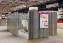 Harrods opens 2nd & largest H Beauty concept store Centre:MK Milton Keynes