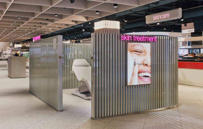 Harrods opens 2nd & largest H Beauty concept store Centre:MK Milton Keynes