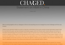 "H&M has said it is ""dedicated to regaining the trust"" of China after all evidence of its existence was deleted online and landlords shut its stores across the country."