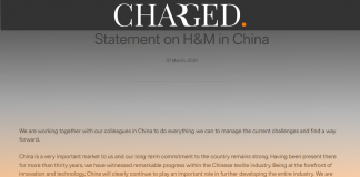 """H&M has said it is """"dedicated to regaining the trust"""" of China after all evidence of its existence was deleted online and landlords shut its stores across the country."""