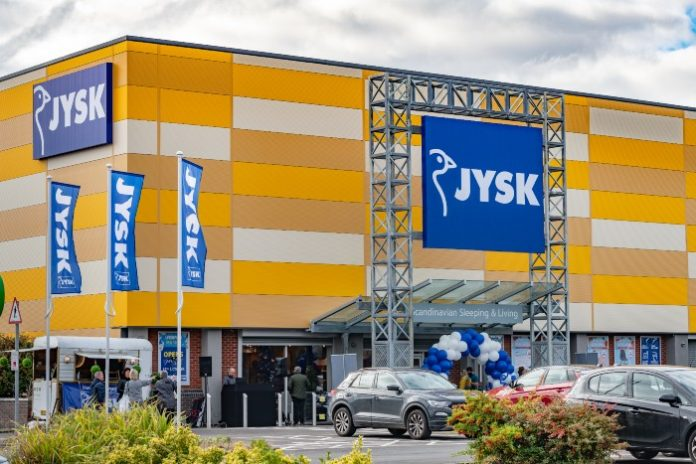 JYSK expansion new stores