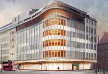John Lewis to start renovation work on Peter Jones façade