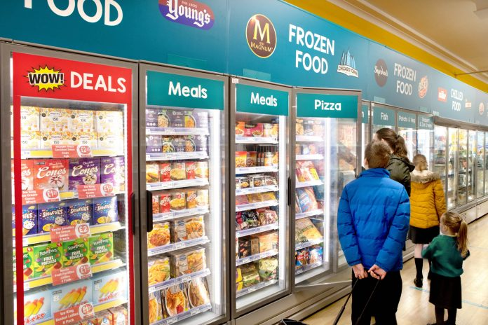 Poundland rolls out more chilled & frozen shop-in-shops
