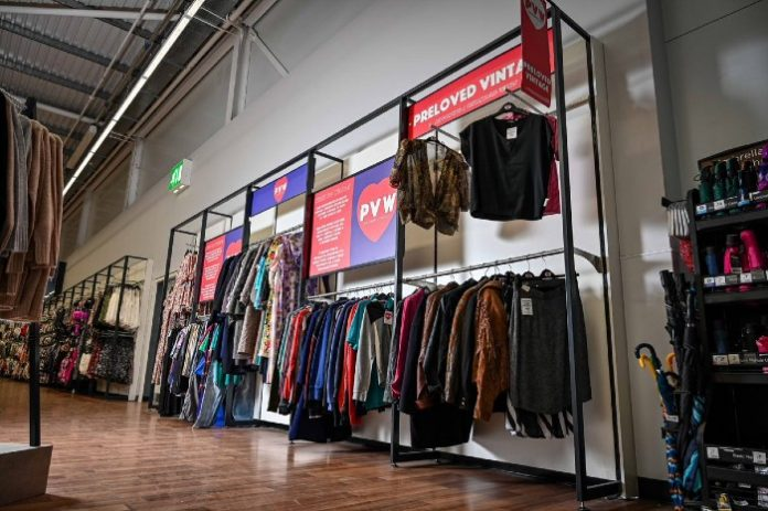 Asda launches new vintage second hand shop-in-shops