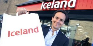 Iceland boss Richard Walker backs calls for digital sales tax