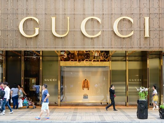 Kering François-Henri Pinault trading update Gucci