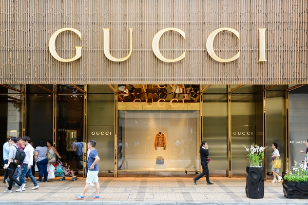 Kering François-Henri Pinault trading update Gucci