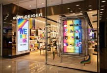 Kurt Geiger to reopen all stores plus 9 brand new shops next week