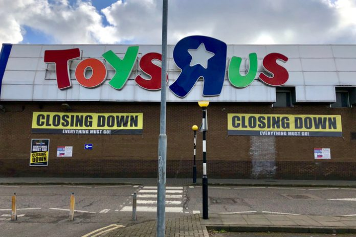 Local Data Company Toys R Us Woolworths