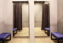 fitting rooms reopening covid-19 pandemic lockdown