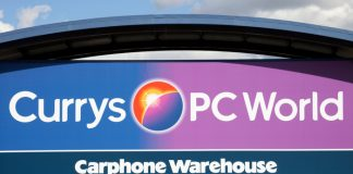 Dixons Carphone John Lewis Moira Thomas