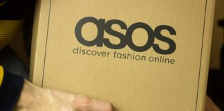 Asos profits skyrocket 253% in first half