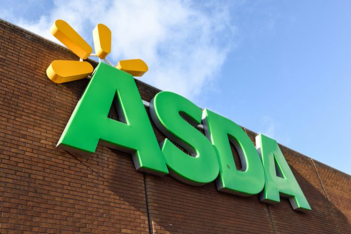 Asda Walmart Roger Burnley