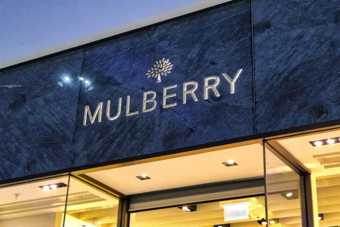 Mulberry upbeat on profits