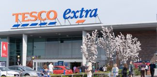 Tesco profits dive 20% despite surging grocery sales during pandemic