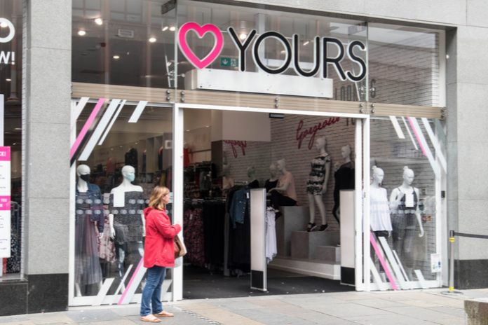 Yours Clothing Tesco AK Retail Holdings