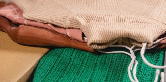 Fast fashion resale recycling second hand