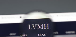 LVMH, the luxury goods group that owns Louis Vuitton and Dior sees sales soar year-on-year.