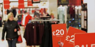 Consumer confidence edges up slightly