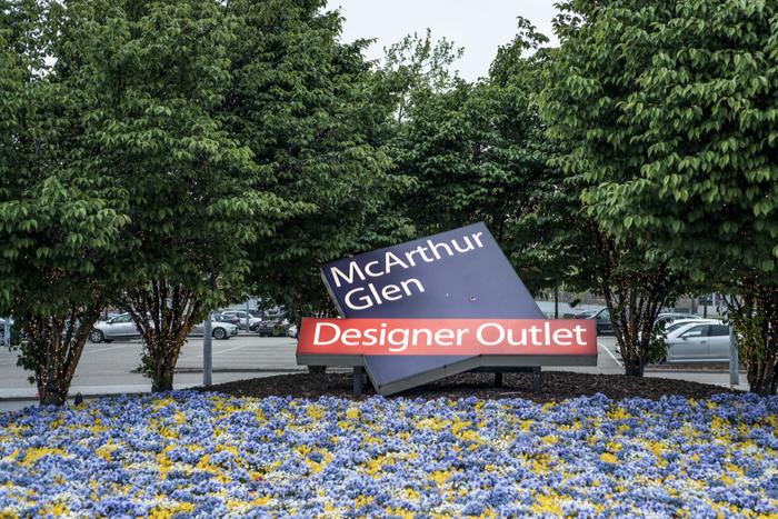 McArthurGlen Group designer outlet covid-19 pandemic lockdown Nick Brady