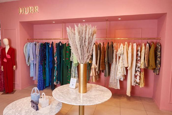 Hurr Collective Victoria Prew fashion rental marketplace