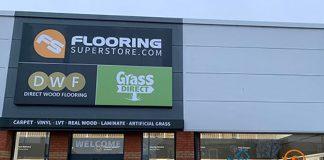 Flooring Superstore opens 7 new stores in the space of 3 weeks