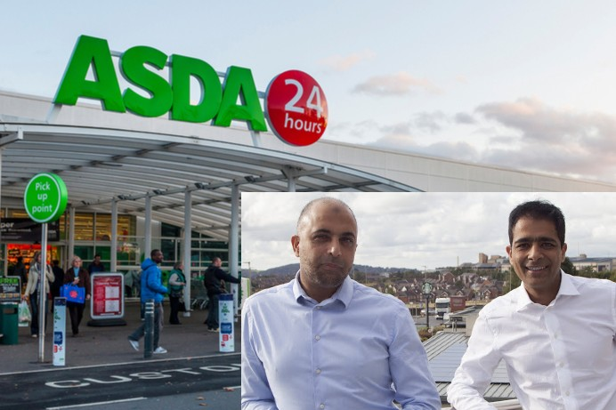Asda EG Group acquisition trading update