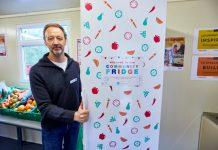 Co-op charity Hubbub Steve Murrells